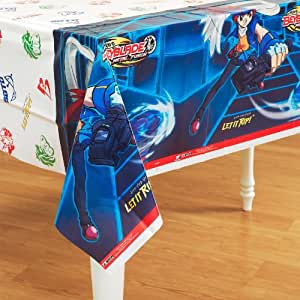 Beyblade Plastic Table Cover (1ct)