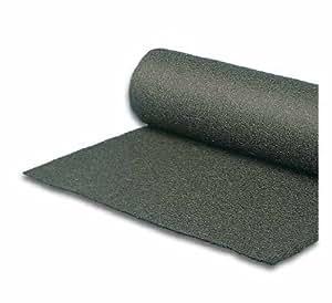 BOHLE negro vidriero es fieltro (1 m longitud) BO 2300005