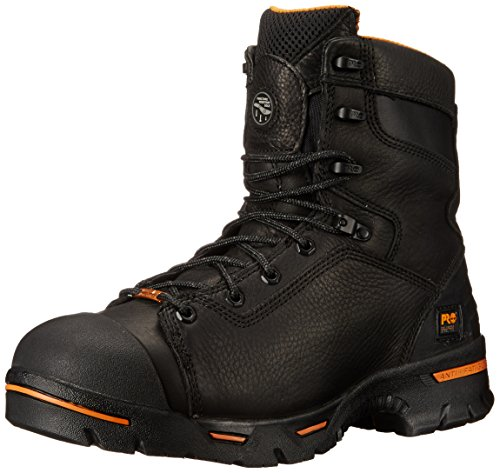"Timberland PRO Men's 95567 Endurance Puncture Resistant 8"" Workboot,Black,11 M"