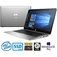 "HP EliteBook 1030-G1 Intel Core m5, 8GB RAM, 512GB SSD 13.3"" Full HD WLED, Windows 10 Pro (Certified Refurbished)"