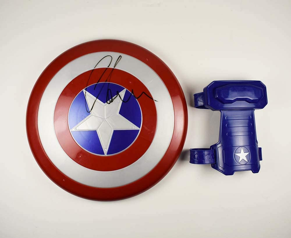 Avengers Infinity War Captain America Child Shield Gauntlets