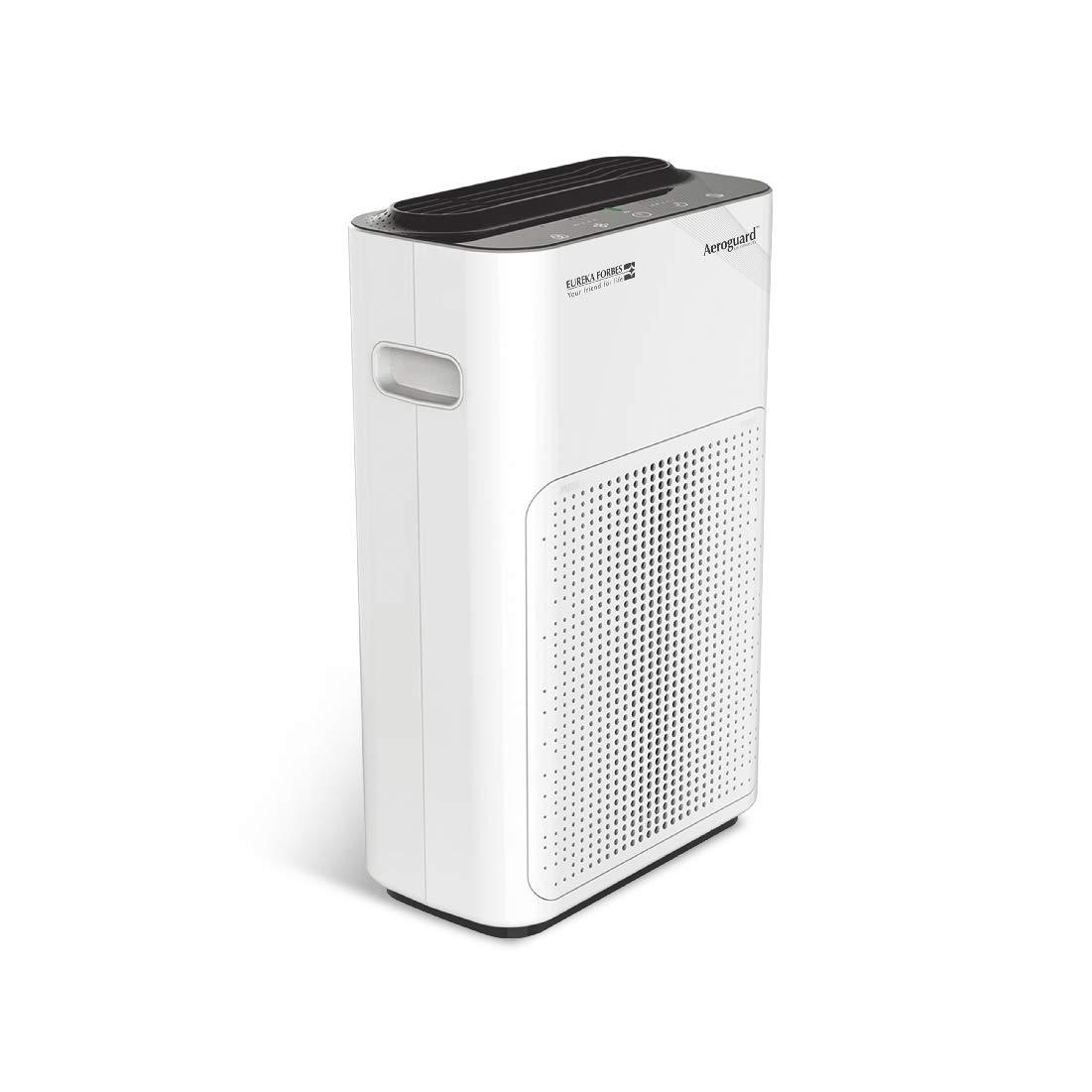 Eureka Forbes Aeroguard AP 500 with HEPA Filter,Filtermaxx Technology,Ozone Free, 1 Year Warranty(White)