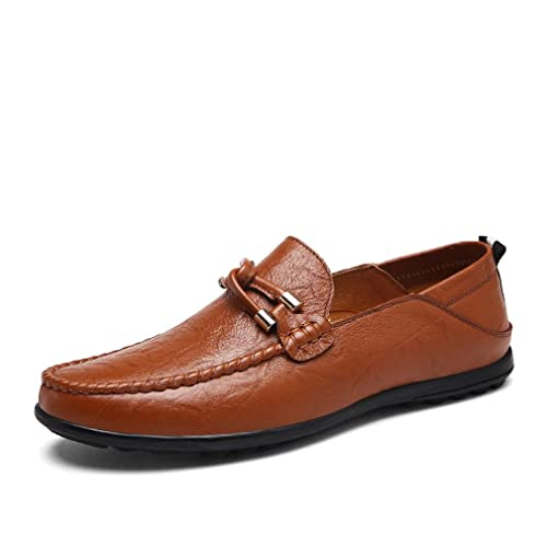 2018 Zapatos para Hombres Cuero/Casual / Verano con Cordones Barco/Zapatos Plataforma/Mocasines Fiesta y Noche Oficina al Aire Libre (YAN): Amazon.es: ...