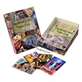 NoMonet Artist's Inner Vision Tarot Deck, Book and Bag Set