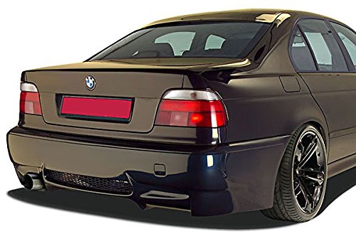 OriginalEuro Roof Extension Rear Window Cover Spoiler Wing Trim ABS for BMW E39 5Series Euro M M5