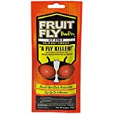 Fruit Fly BarPro – 4 Month Protection Against Flies, Cockroaches, Mosquitos & Other Pests – Portable for Indoor & Outdoor Use