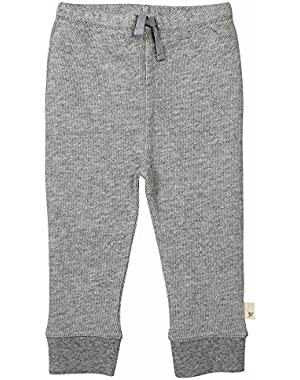 Knit Jogger Pant, 100% Organic Cotton