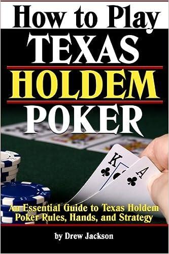 poker hands guide printable