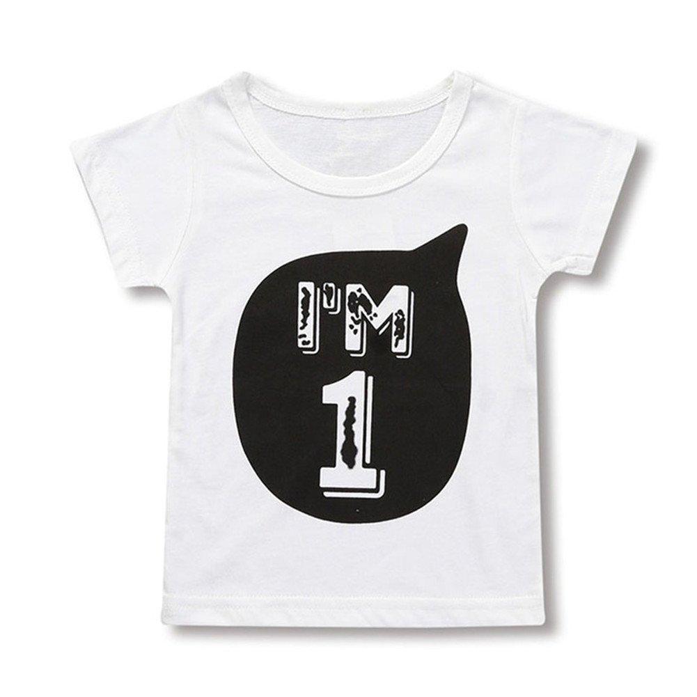 Mud Kingdom Baby Print Long Sleeve Tops Cute T-Shirts SS0585-PX