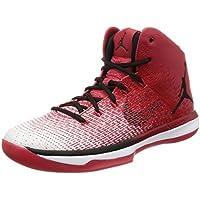 Jordan Mens AJ XXXI Shoes (University Red)