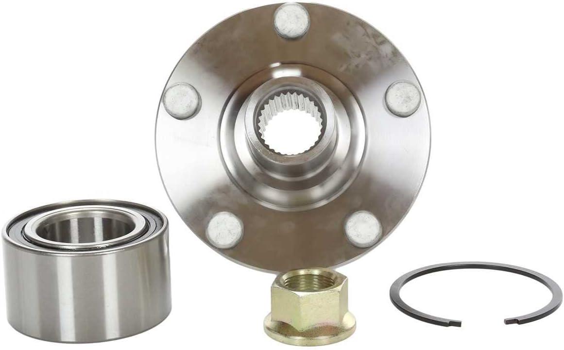 AutoShack HB618518 Front Wheel Hub Bearing Assembly