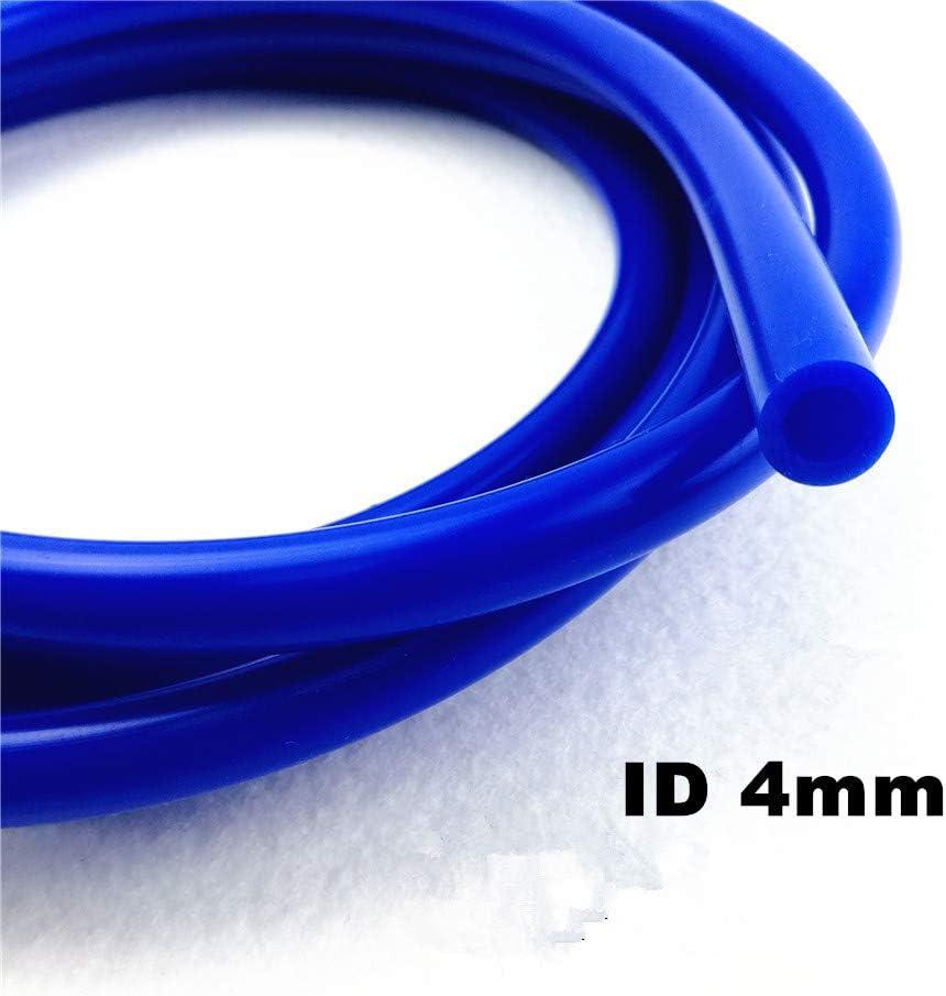 10 Feet per reel 1//8 inch ID 3mm 3 Meter OD 7mm 60 psi Maxium Pressure Black 0.27 inch I33T High Performance Silicone Vacuum Tubing Hose