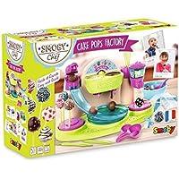 Smoby- Chef Cake Pop Factory, Multicolor (312103)