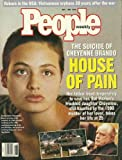 Cheyenne and Marlon Brando, Vietnamese Orphans 20 Years after the war - May 1, 1995 People Weekly Magazine