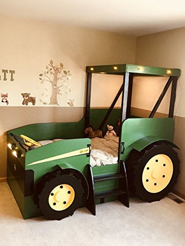 Tractor Bed Plans by Erpiti, LLC