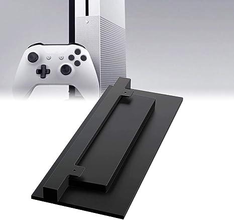 Soporte Vertical para Consola Xbox One Slim Xbox One S, Color Negro, para Viajes por Todo el Mundo, para Uso doméstico: Amazon.es: Electrónica