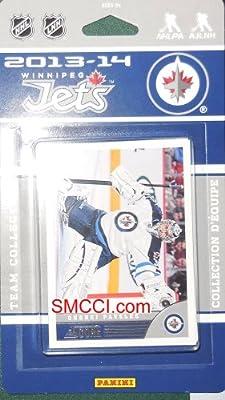 Winnipeg Jets 2013 2014 Score NHL Hockey Brand New Factory Sealed 18 Card Team Set Made By Panini