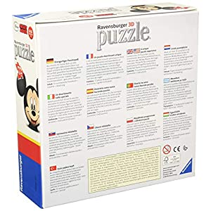 Ravensburger Topolino 3d Puzzleball
