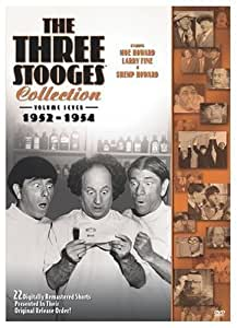 The Three Stooges Collection, Vol. 7: 1952-1954