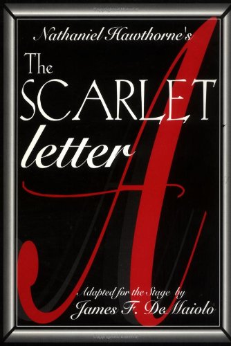 The Scarlet Letter Amazonde Nathaniel Hawthorne James F Demailo Fremdsprachige Bucher
