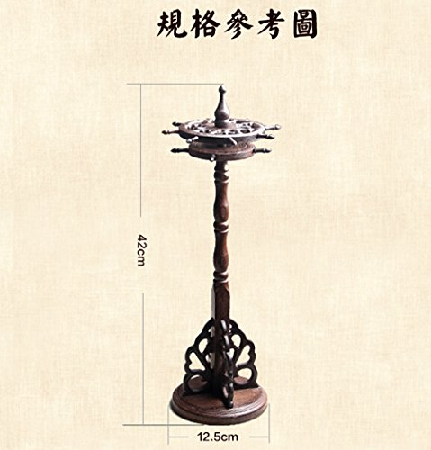 Handmade Pen Stand Wooden Chinese Calligraphy Brush Pen Holder by weiwei26