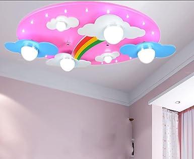 Moderne Lampen 72 : Fgsgz moderne kinder lampen deckenleuchte kreative rainbow lampen