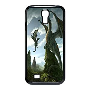High Quality Phone Case For SamSung Galaxy S4 Case -Dragon Pattern-LiuWeiTing Store Case 19