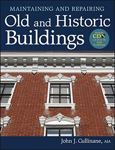 Maintaining and Repairing Old and Historic Buildings by Brand: Wiley