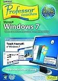 Professor Teaches Windows 7 Training (PC DVD)