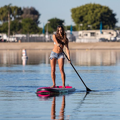Xterra Paddle Boards >> Amazon Com Xterra Inflatable Stand Up Paddle Board With Adjustable