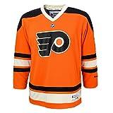 Outerstuff Philadelphia Flyers Blank Orange Kids 4-7 Replica Alternate Jersey