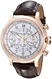 Baume & Mercier Men's A10007 Capeland Analog Display Swiss Automatic Brown Watch