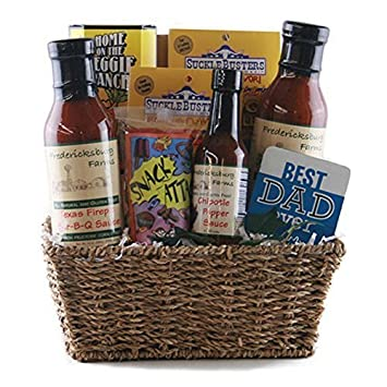 Boss Of The Grill Gift Basket By Design It Yourself Gift Baskets
