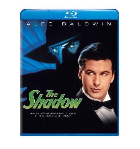 The Shadow [Blu-ray] (Alec Baldwin Best Performance)
