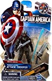 Best AVENGERS Action Figures Of All Times - Captain America: The First Avenger Movie Action Figure Review