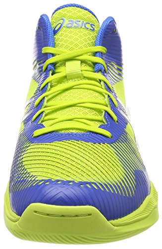Blue Black Volley Green Chaussures Volleyball Asics Homme Multicolore de FF 7743 Elite Energy MT Directoire OvqdWIdRw7