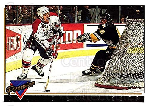 (CI) Sylvain Cote Hockey Card 1993-94 OPC Premier (base) 138 Sylvain Cote