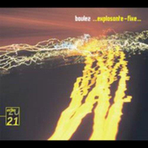 Explosante Fixe (Flute Ensemble Pieces)