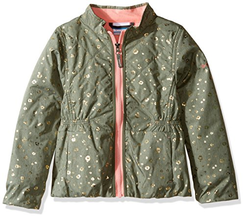 Price comparison product image Columbia Big Girls' Next Destination G Casual Jacket,  Cypress,  Large