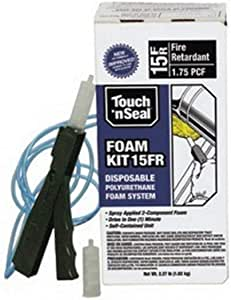 Touch n' Seal Spray Foam Insulation Kit 4004520015 DIY ...