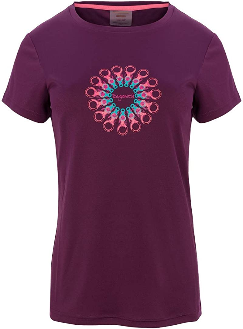Camiseta Mujer TRANGOWORLD Orles