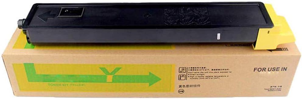 Tk-8505 Original Compatible Tk-8505 Color Toner Cartridge Ta4550 5550ci 4551 5551ci Toner Cartridge 4 Colors-Black