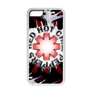 Rockband Modern Fashion Guitar hero and rock legend Phone Case for iPhone 5C(TPU) WANGJING JINDA