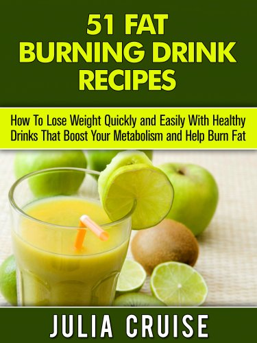 Fat Burning Drinks Metabolism Naturally ebook