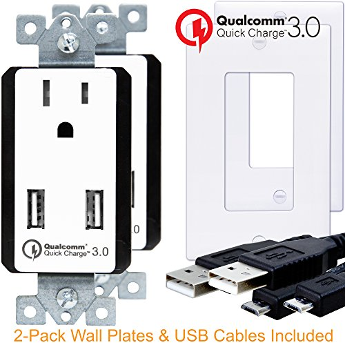 TOPGREENER TU1152QC3 Charger Qualcomm Certified product image
