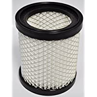 Bad Ash 2 Fire Place Vacuum Pleated HEPA Filter