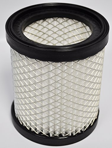 Bad Ash 2 Fire Place Vacuum Pleated HEPA Filter by Badash