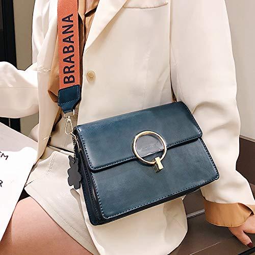 Cuadrada Salvaje Bolsa Xmy Púrpura Amarillo Bandolera De Mujer Cadena Mensajero Bolso Pequeña wqxXzxg1