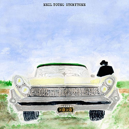 Storytone (Deluxe Version) by Neil Young