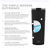 Simple Modern Stainless Steel Water Bottle Iced